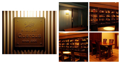 shot bar QUERCUS